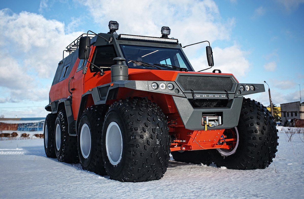 Russian Extreme Offroad Trucks - Home Facebook